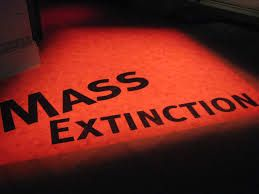 Chemical pesticides, industrial pollution and ecological destruction causing sixth mass extinction on planet Earth