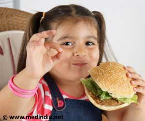 Junk Food Advertising More When Children Watch TV