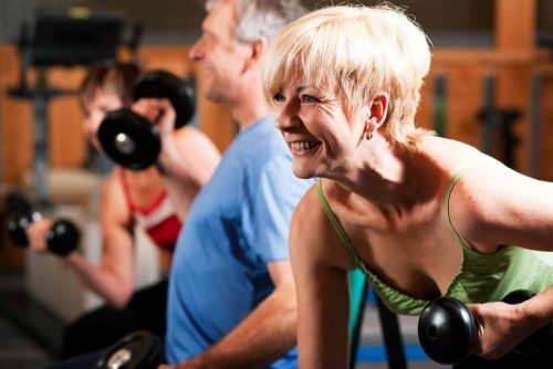 "5 ""Old Age"" Conditions That Strength Training Helps With"
