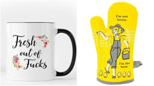 Kitchenware For Moms Who Are All Out Of F*cks