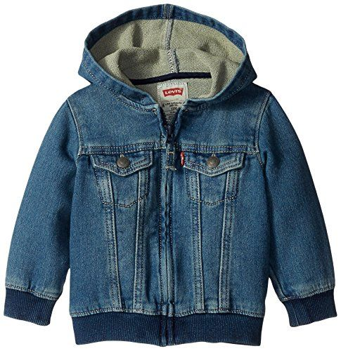 These Adorable Baby Jean Jackets Will Make You Want To Match With Your Mini
