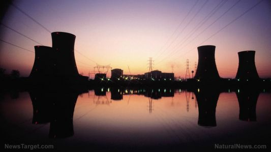 Aging power plants under threat from droughts