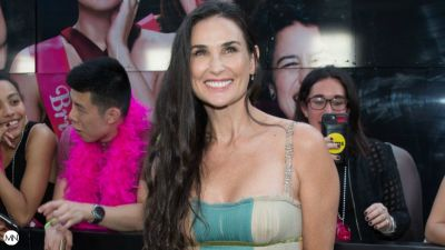 Demi Moore Reminds Us How Unhealthy Stress Is, Says It Caused Her To Lose Front Teeth