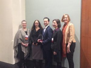 MA Healthy Aging Collaborative Receives Award from Dept. of Public Health