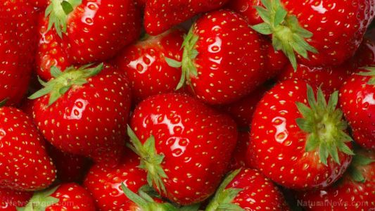 Strawberries top the Dirty Dozen list AGAIN as the most pesticide-ridden crop you can eat