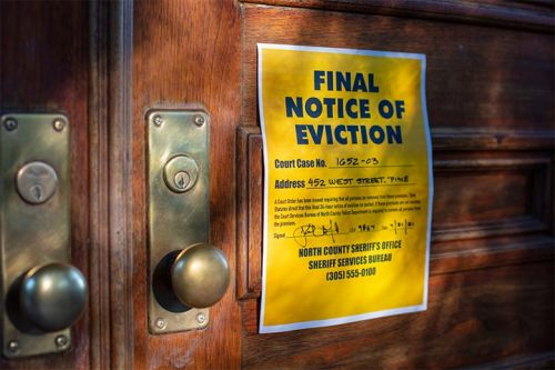 Federal Judge Weighs Challenge to CDC Order Barring Evictions