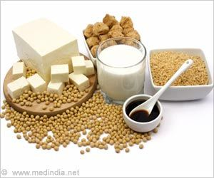 Soy-based Diets can Improve Women's Bone Health