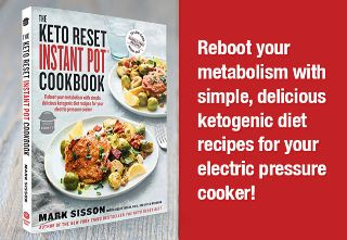 Recipes From The Keto Reset Instant Pot Cookbook-and a Giveaway!