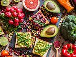 Vegan diets 'could help people lose nearly a pound a week'