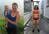 16 Inspiring Weight Loss Transformations That Prove Moms Really Can Do Anything