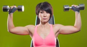 The Best Dumbbell Exercises for Your Shoulders
