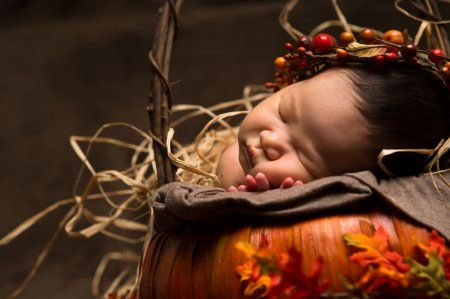 10 Ways to Celebrate Baby's First Thanksgiving