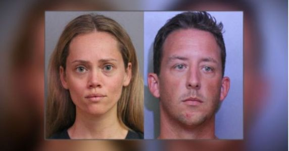 Wife Arrested For Turning In Her Violent Husband's Guns To Police