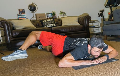 Get Rid of Lower Back Pain For Good With These Two Moves