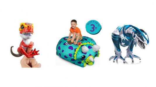 15 Gifts For The Dino-Obsessed Kid