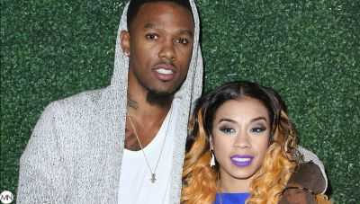 "Keyshia Cole Confirms Daniel ""Boobie"" Gibson Lives With Her, But Only For Their Son's Sake"