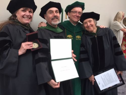 Herbalist & Alchemist founder honored for '50 years of contributions to the herbal medicine field'