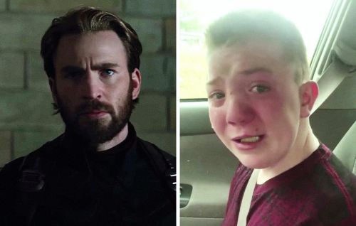 After a Bullied Boy's Video Went Viral, Chris Evans Invited Him to the 'Avengers' Premiere