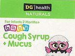 Infant cough syrup recalled after FDA discovered 20% of bottles contained bacteria