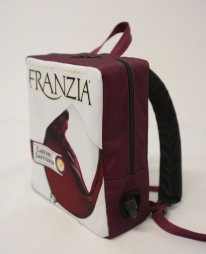 Franzia Is Selling A Wine Backpack So We Can Tote 5L Of Wine Wherever We Please
