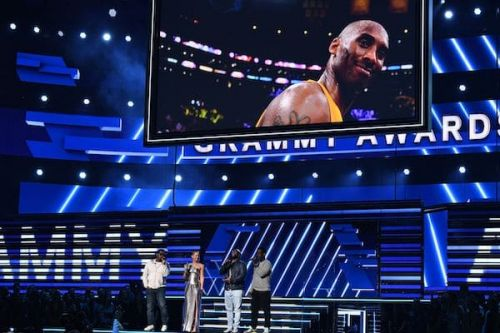 Alicia Keys And Boyz II Men Perform Grammys Tribute To Kobe Bryant