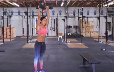 Swing, Carry, and Plank Your Way to a Shredded Body