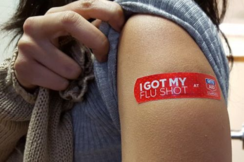 Is it your civic duty to get a flu shot?