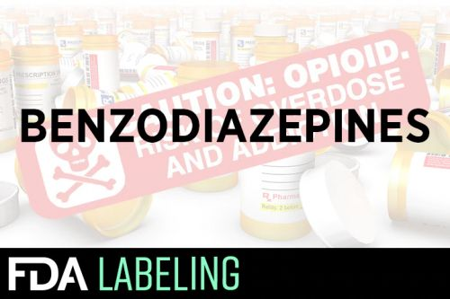 Benzodiazepines to Carry Abuse, Addiction Warnings