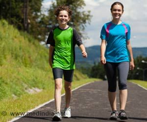 Walking Linked With Lower Mortality Compared to Inactivity