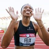 Allyson Felix Makes Phenomenal Comeback in 400-Meter, Secures Spot in Her Fifth Olympics