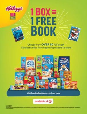 Kellogg's Partners With Random House To Use Free Books To Sell Ultra-Processed Sugary Junk Food To Children