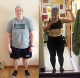 "After Seeing Allie's 140-Pound CrossFit Transformation, You'll Say, ""Where Do I Sign Up?"""