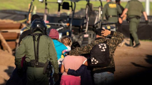 7-Year-Old Girl Taken Into Border Patrol Custody Dies Of Dehydration And Exhaustion