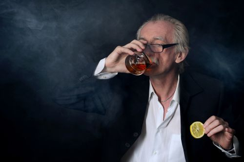 How Drinking Affects Seniors