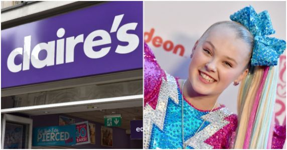 Claire's Recalls JoJo Siwa Makeup After Asbestos Was Discovered