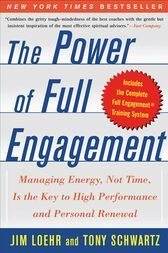 Success Tip - The Power of Full Engagement