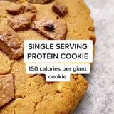 This Single-Serving Protein Cookie Recipe on TikTok Looks Fudgy and Delicious