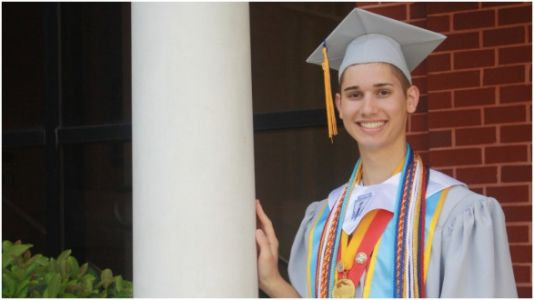 Teen Disowned For Being Gay Starts Scholarship Foundation For LGBTQ Students