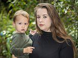 Mother reveals how her son broke out in a rash then suffered SEIZURES