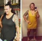 Courtney Lost More Than 60 Pounds and Went From a Size 18 to a 10 in Just 18 Months