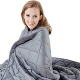 The Viral Amazon Weighted Blanket With 1,000+ Reviews Is on Sale For Black Friday