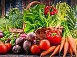 Vegetarian diets help type 2 diabetics lose weight and could prevent them dying of heart disease