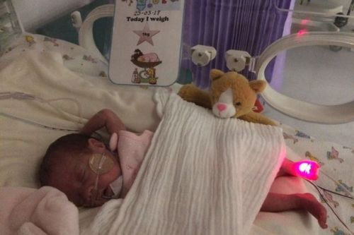 The extraordinary, harrowing story of a mum who gave birth soon after her 20-week scan