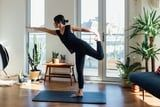 This $21 Amazon Yoga Mat Has Been My Most Used Piece of Gym Equipment in the Last Year