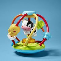 VTech's Lil' Critters Shake & Wobble Busy Ball