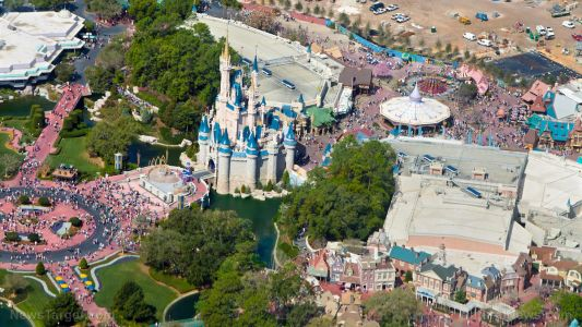 Disneyland converted into mass COVID-19 vaccination site