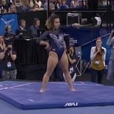Watch Katelyn Ohashi Do Her Viral Floor Routine For the Very Last Time
