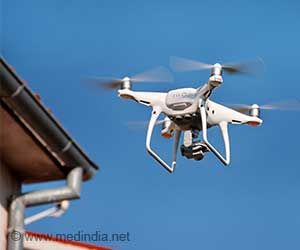 'Pandemic Drone' Could Track People Infected With Coronavirus Accurately