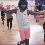 An NBA Player Surprised a Zumba Class and Instantly Became a Sensational Instructor