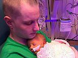 Cancer survivor has welcomed his 'miracle' baby